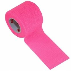 Bandáž elastická s hořkou chutí 5cm/4,5m růžová