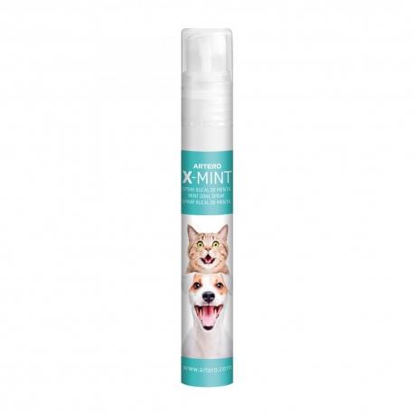 Osvěžovač dechu pro psy a kočky ARTERO X-MINT 14ml