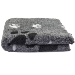 DryBed PREMIUM šedo-černá