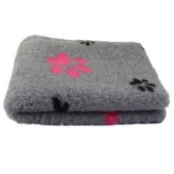DryBed PREMIUM šedo-růžová