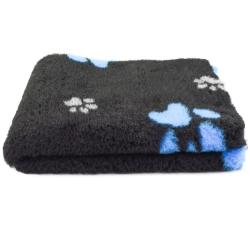 DryBed PREMIUM šedo-modrá