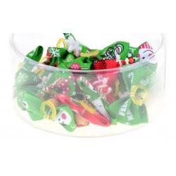 Mašle s gumičkou pro psy CHRISTMAS/WINTER