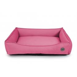 Ortopedický pelíšek pro psy ProMedical růžový