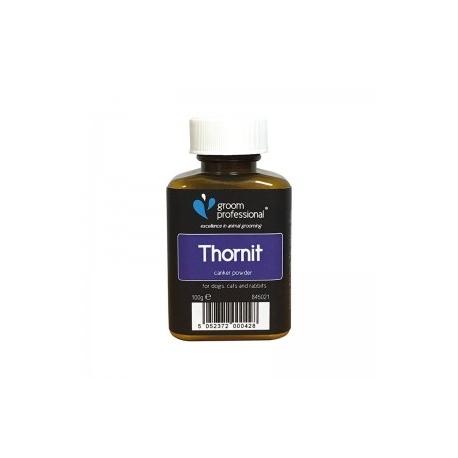 Léčivý ušní pudr Groom Professional Thornit pro psy